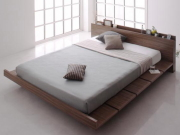 デザインすのこベッド(ボードベッド)【Franclin】フランクリン