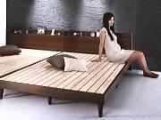 デザインすのこベッド【Morgent】モーゲント