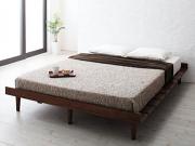 デザインボードベッド(すのこベッド)【RESTY】リスティー